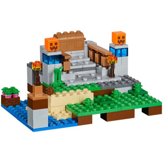 Obrázek 4 produktu LEGO Minecraft 21135 Kreativní box 2.0