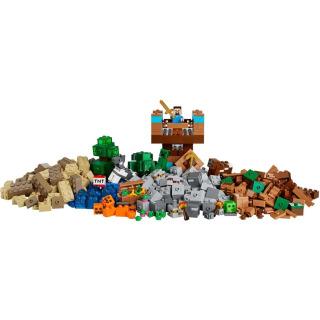 Obrázek 5 produktu LEGO Minecraft 21135 Kreativní box 2.0