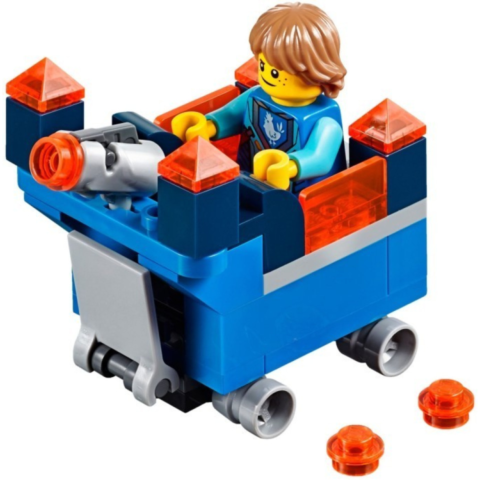 Obrázek 1 produktu LEGO Nexo Knights 30372 Robinova minipevnost