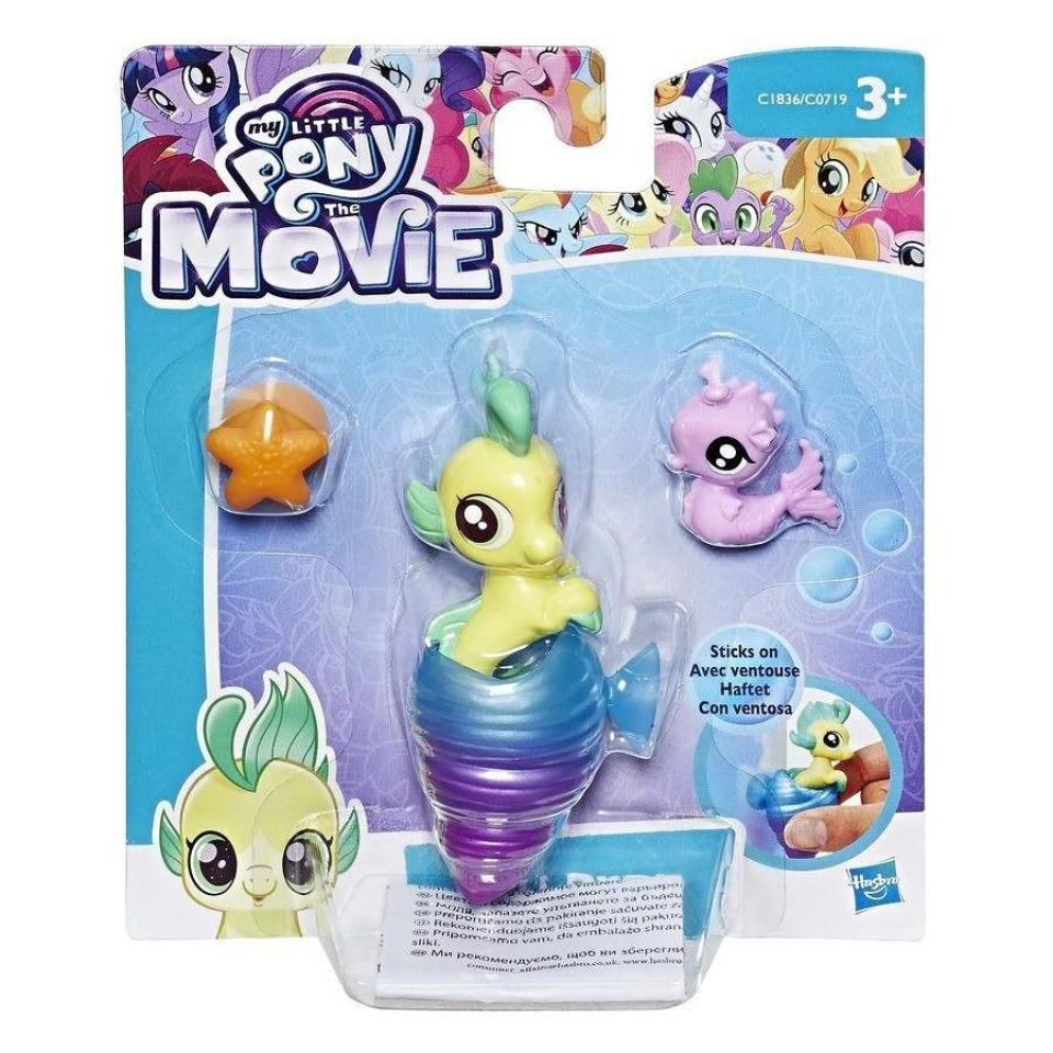 Obrázek 1 produktu MLP My Little Pony Mini pony s přísavkou a doplňky Lilly Drop