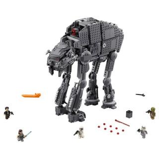 Obrázek 2 produktu LEGO Star Wars 75189 Těžký útočný chodec Prvního řádu