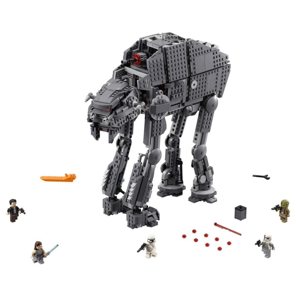Obrázek 1 produktu LEGO Star Wars 75189 Těžký útočný chodec Prvního řádu