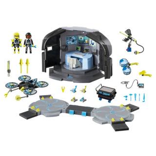 Obrázek 3 produktu Playmobil 9250 Dr. Drone's Velitelské centrum