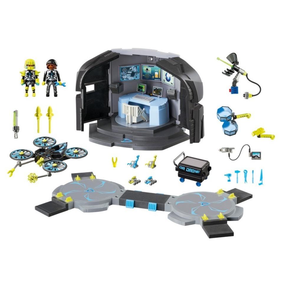Obrázek 2 produktu Playmobil 9250 Dr. Drone's Velitelské centrum