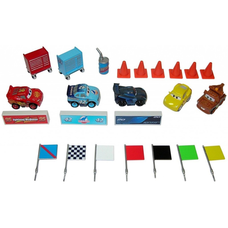 Obrázek 1 produktu Adventní kalendář Cars 3, Mattel FGV14