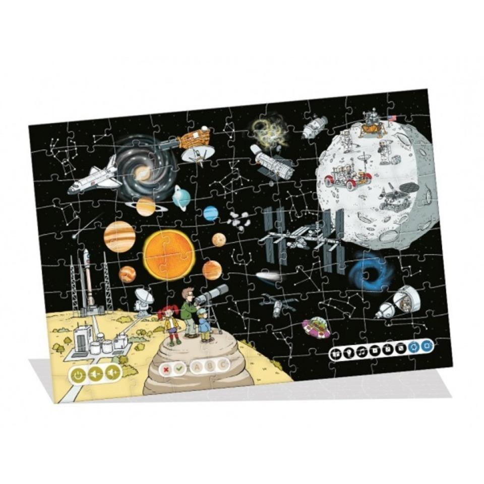 Obrázek 1 produktu Albi Kouzelné čtení Puzzle Vesmír