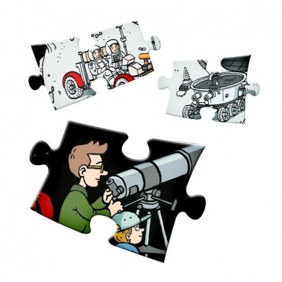 Obrázek 3 produktu Albi Kouzelné čtení Puzzle Vesmír