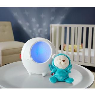 Obrázek 2 produktu Projektor s motýlím kamarádem pro klidné sny , Fisher Price DYW48
