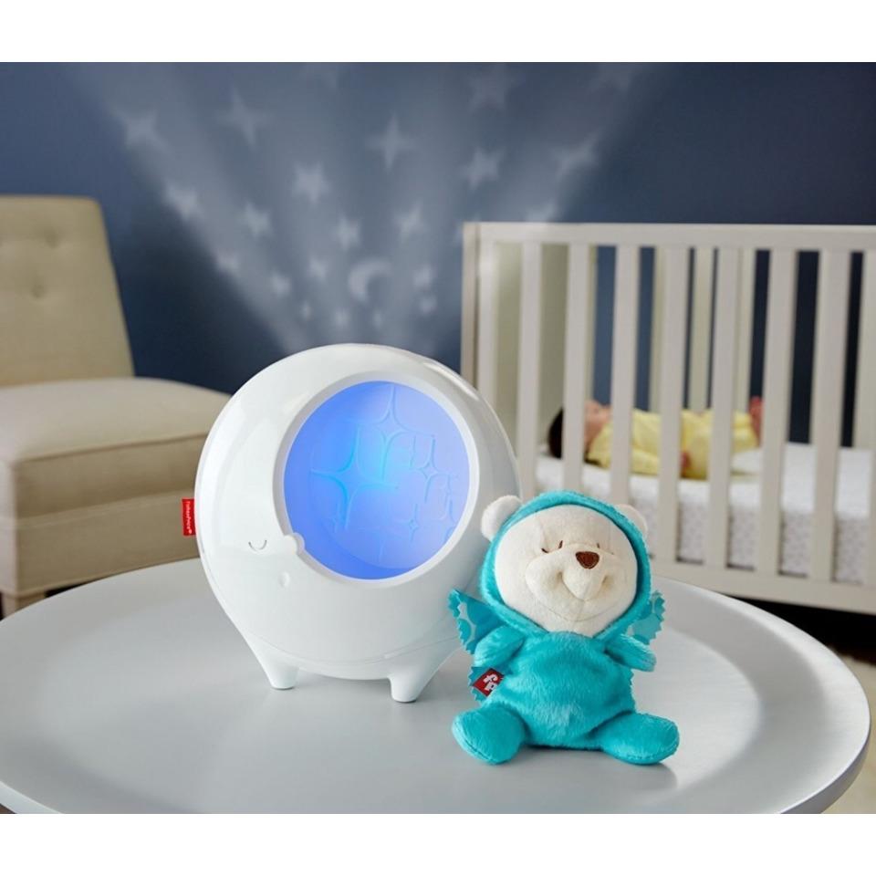 Obrázek 1 produktu Projektor s motýlím kamarádem pro klidné sny , Fisher Price DYW48