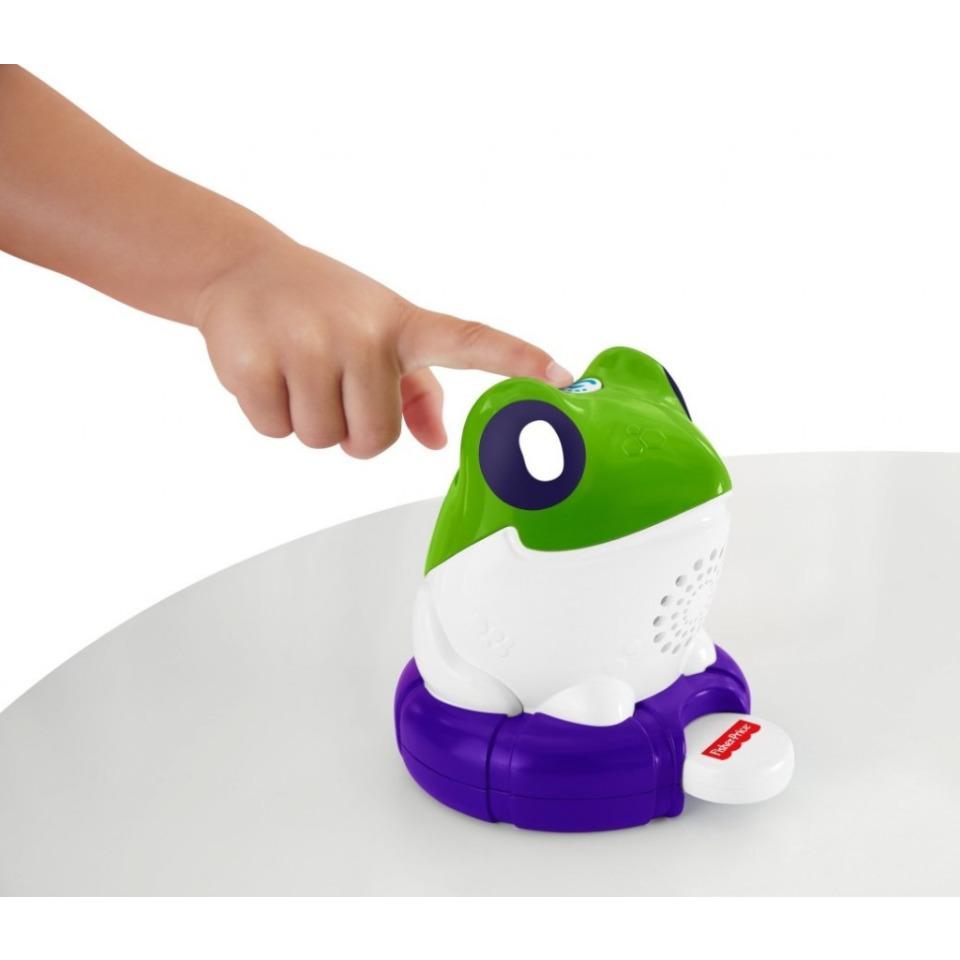 Obrázek 1 produktu Fisher Price Žabka nauč se měřit, Mattel FLR38