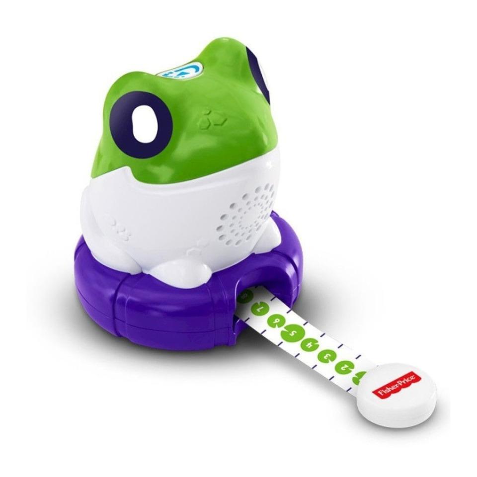Obrázek 2 produktu Fisher Price Žabka nauč se měřit, Mattel FLR38