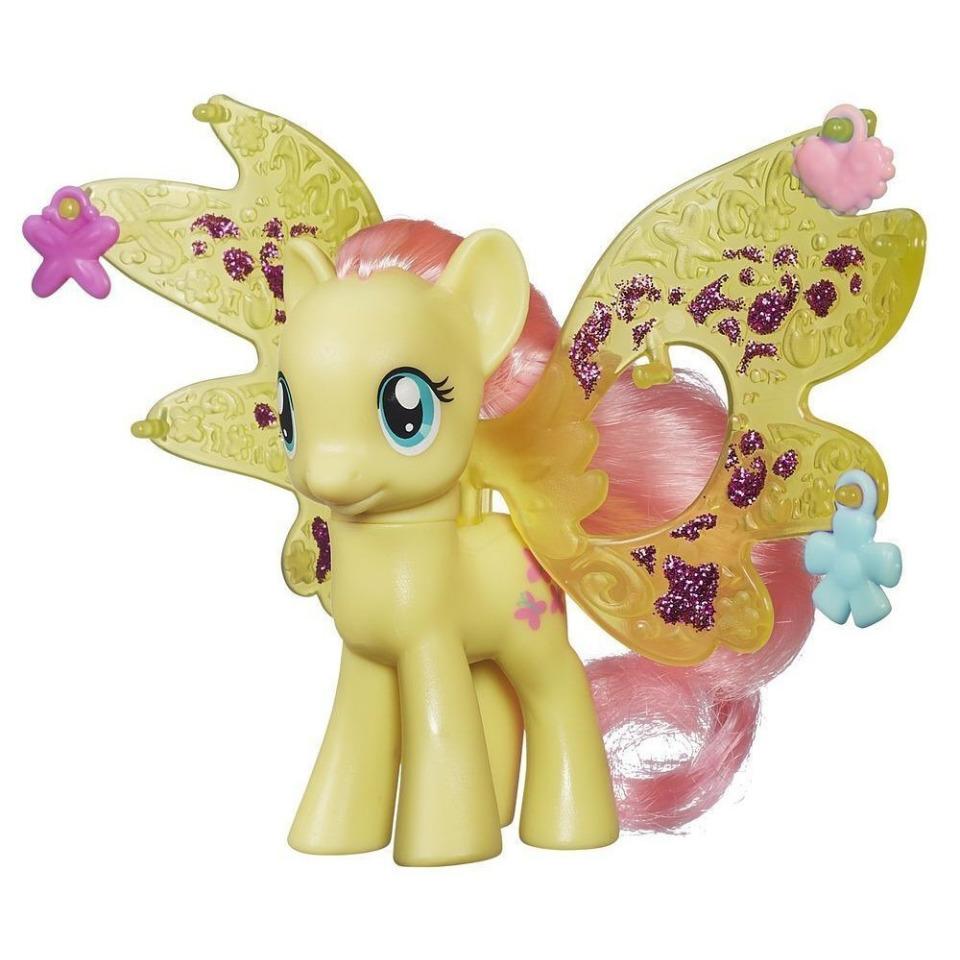 Obrázek 1 produktu MLP My Little Pony Fluttershy s ozdobenými křídly