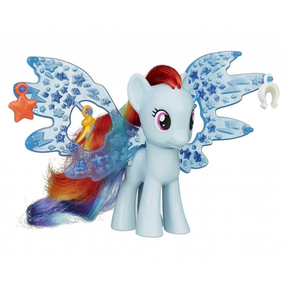 Obrázek 1 produktu MLP My Little Pony Rainbow Dash s ozdobenými křídly