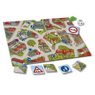 Obrázek 2 produktu Naučná hra DOPRAVNÍ ZNAČKY, Dino