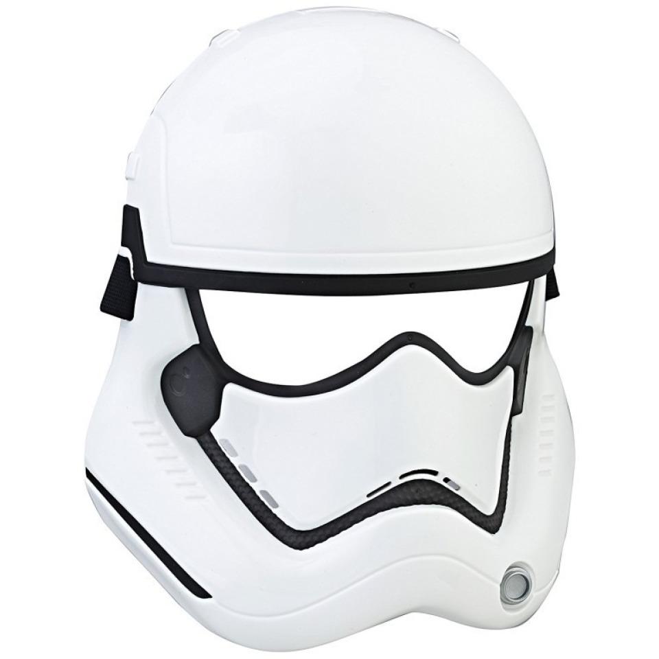 Obrázek 1 produktu Star Wars Epizoda 8 maska Stormtrooper, Hasbro C1564