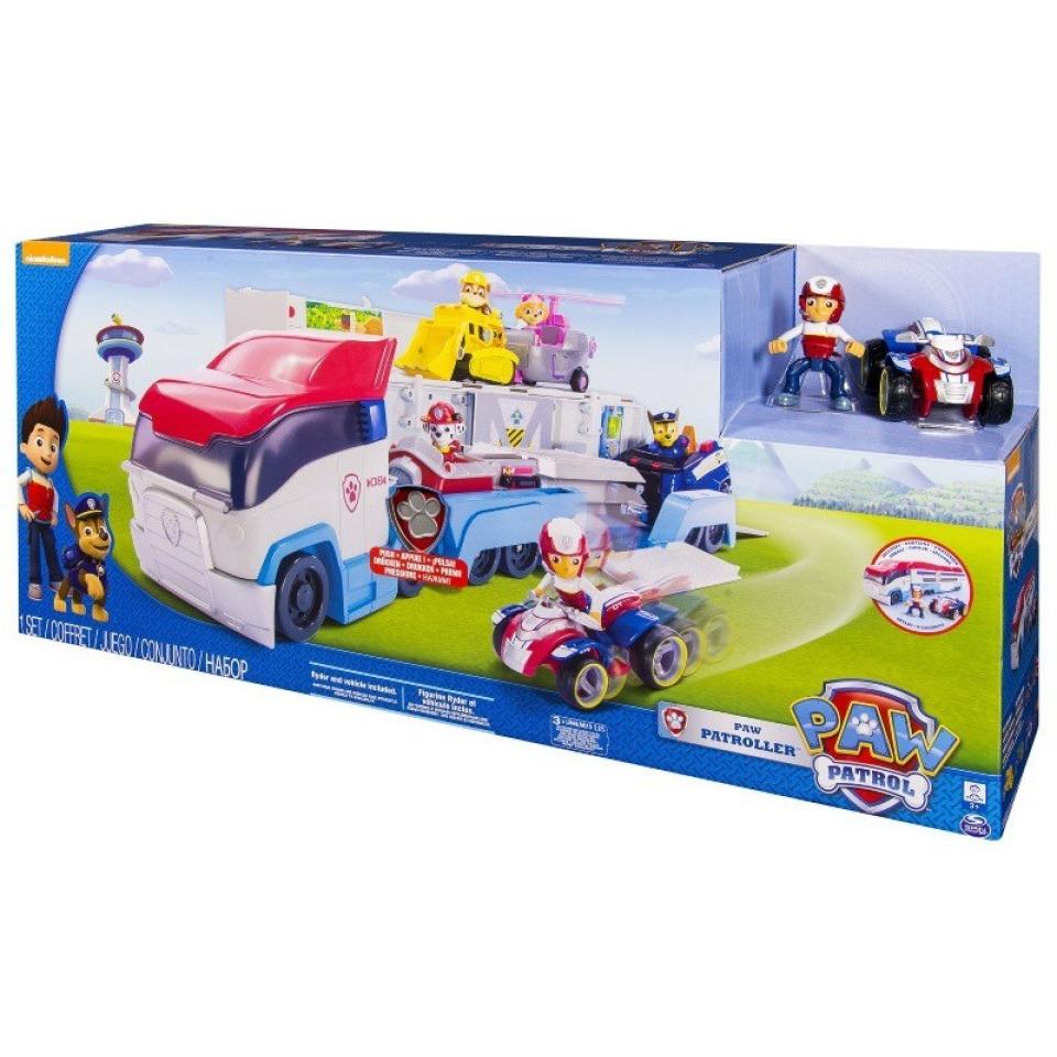 Obrázek 1 produktu Tlapková patrola Kamion Patroller