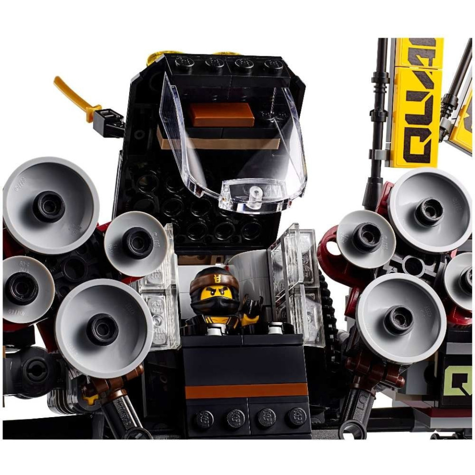 Obrázek 2 produktu LEGO Ninjago 70632 Robot zemětřesení