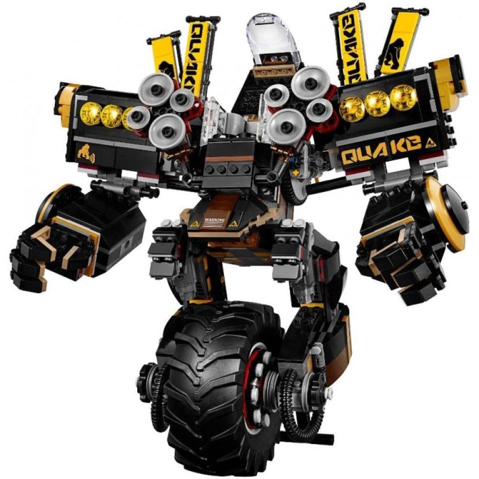 Obrázek 3 produktu LEGO Ninjago 70632 Robot zemětřesení