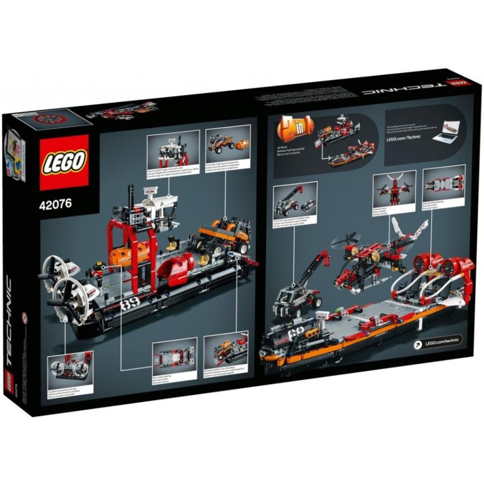Obrázek 1 produktu LEGO TECHNIC 42076 Vznášedlo