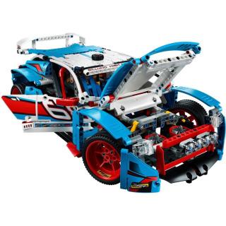 Obrázek 4 produktu LEGO TECHNIC 42077 Závodní auto