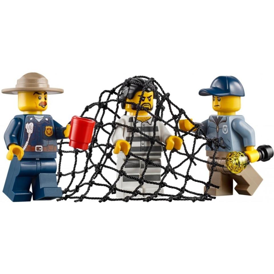 Obrázek 3 produktu LEGO CITY 60174 Horská policejní stanice