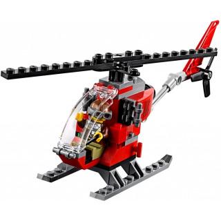 Obrázek 5 produktu LEGO CITY 60174 Horská policejní stanice