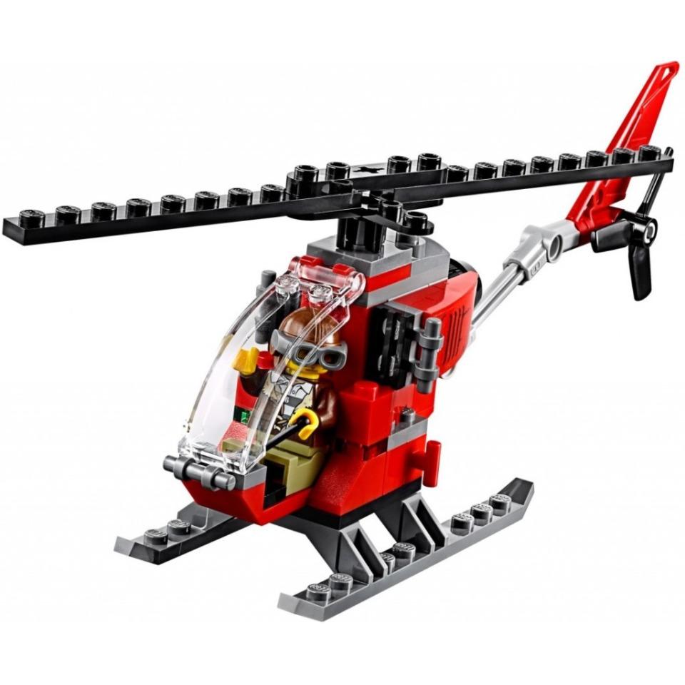 Obrázek 4 produktu LEGO CITY 60174 Horská policejní stanice