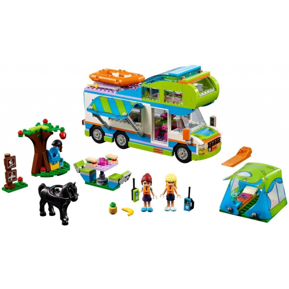 Obrázek 2 produktu LEGO Friends 41339 Mia a její karavan