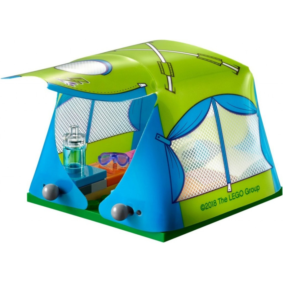 Obrázek 4 produktu LEGO Friends 41339 Mia a její karavan
