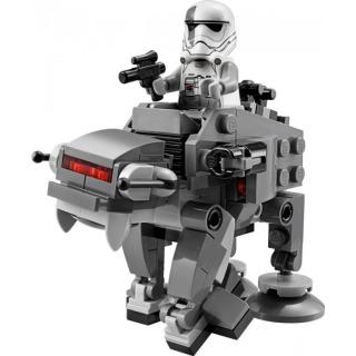 Obrázek 5 produktu LEGO Star Wars 75195 Snežný spídr™ a kráčející kolos Prvního řádu™