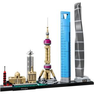 Obrázek 3 produktu LEGO Architecture 21039 Šanghaj