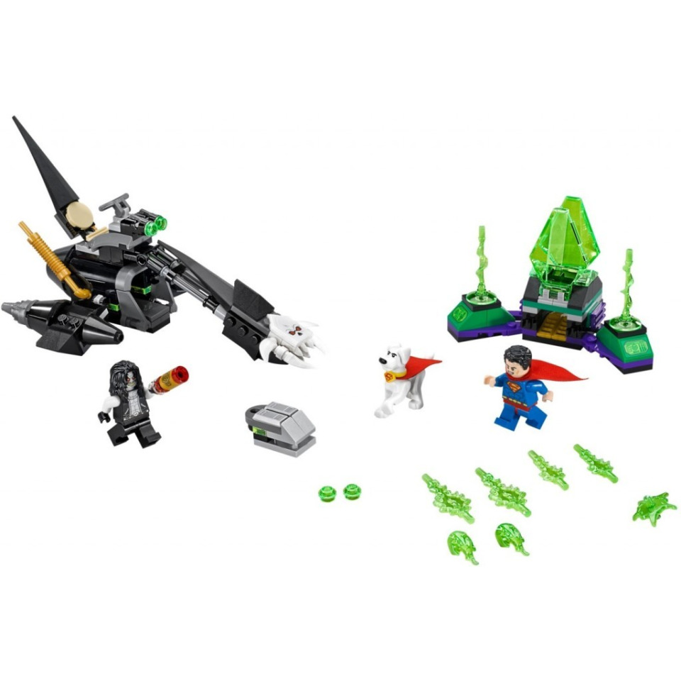 Obrázek 2 produktu LEGO Super Heroes 76096 Superman™ a Krypto™ se spojili
