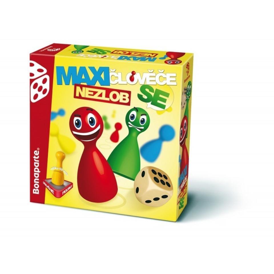 Obrázek 1 produktu Maxi Člověče, nezlob se/Velké putování