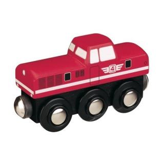 Obrázek 2 produktu Maxim 50815 Dieselová lokomotiva červená