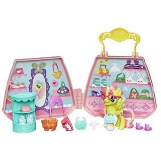 Obrázek 3 produktu MLP My Little Pony Hrací set Kabelka Fluttershy