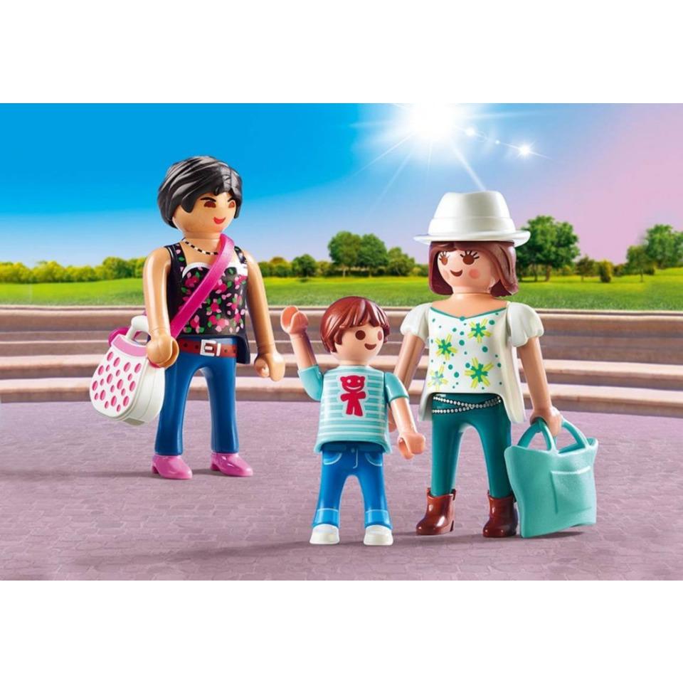 Obrázek 1 produktu Playmobil 9405 Nákupy s přítelkyní