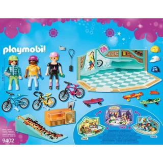 Obrázek 5 produktu Playmobil 9402 Cyklo & Skate Shop
