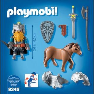 Obrázek 3 produktu Playmobil 9345 Trpaslík na poníkovi