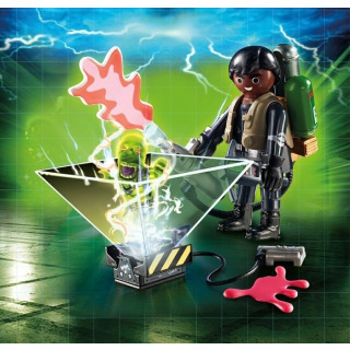 Obrázek 2 produktu Playmobil 9349 Ghostbusters II. Lovec duchů Zeddemore