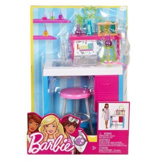 Obrázek 3 produktu Barbie Dokonalé pracoviště vědkyně, Mattel FJB28