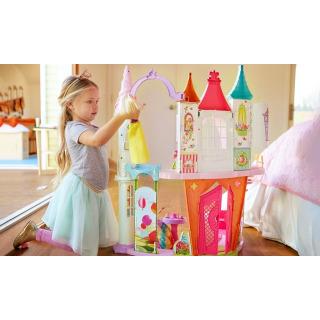 Obrázek 4 produktu Barbie Zámek ze sladkého království, Mattel DYX32