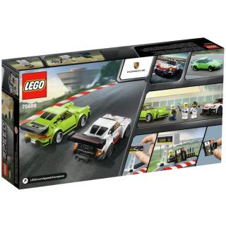 Obrázek 2 produktu LEGO Speed Champions 75888 Porsche 911 RSR a 911 Turbo 3.0