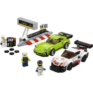 Obrázek 3 produktu LEGO Speed Champions 75888 Porsche 911 RSR a 911 Turbo 3.0