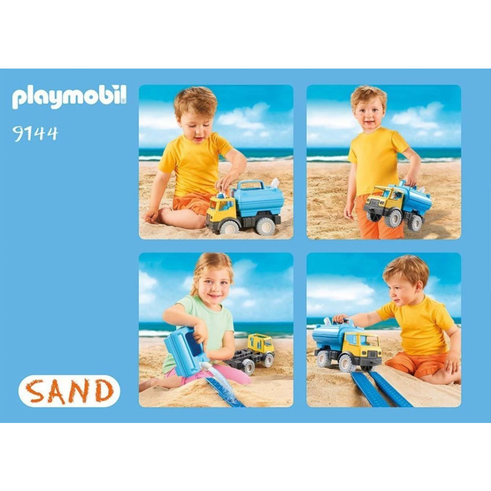 Obrázek 2 produktu Playmobil 9144 Cisterna na vodu, auto na písek