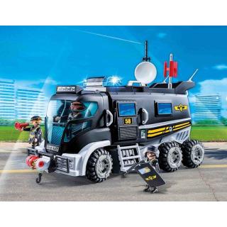 Obrázek 2 produktu Playmobil 9360 Speciální policejní zásahové vozidlo