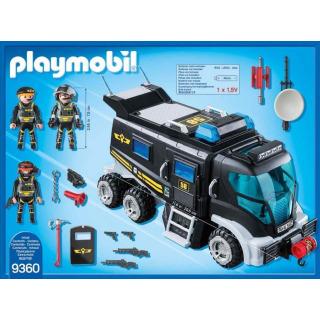Obrázek 3 produktu Playmobil 9360 Speciální policejní zásahové vozidlo