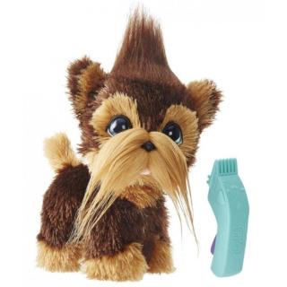 Obrázek 2 produktu FRF Interaktivní zvířátko pejsek Shaggy Shawn, HASBRO E0497