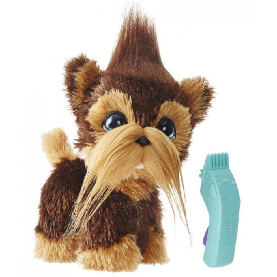 Obrázek 1 produktu FRF Interaktivní zvířátko pejsek Shaggy Shawn, HASBRO E0497