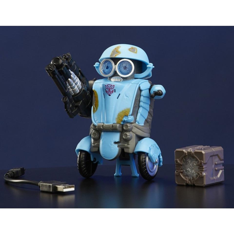 Obrázek 1 produktu Transformers: Poslední rytíř Interaktivní figurka Autobot Sqweeks ,Hasbro C3481
