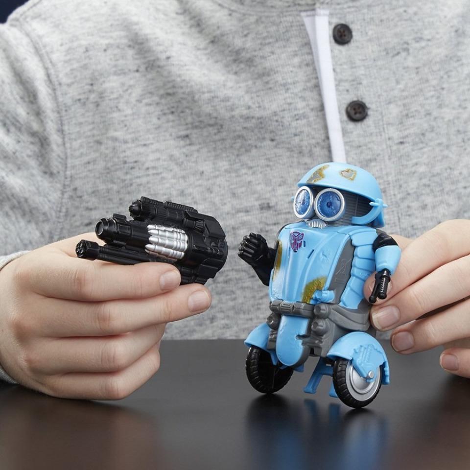 Obrázek 4 produktu Transformers: Poslední rytíř Interaktivní figurka Autobot Sqweeks ,Hasbro C3481